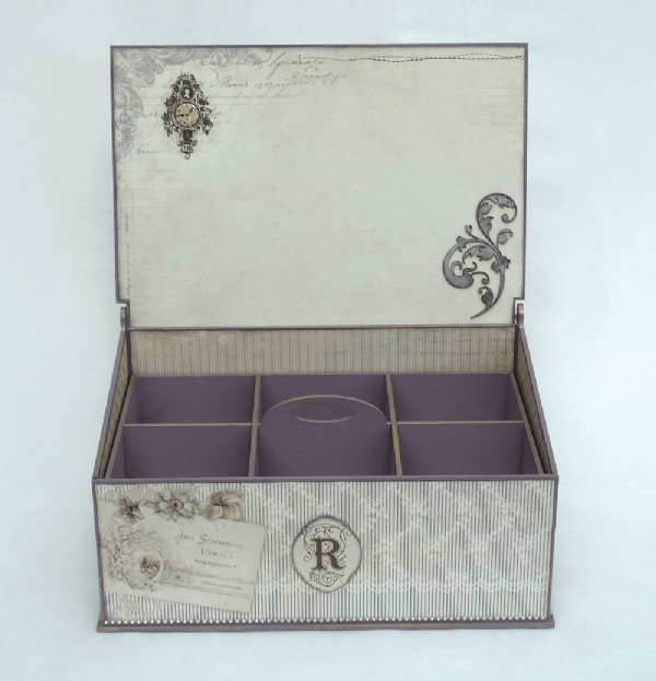 Jewellery/Sewing Box